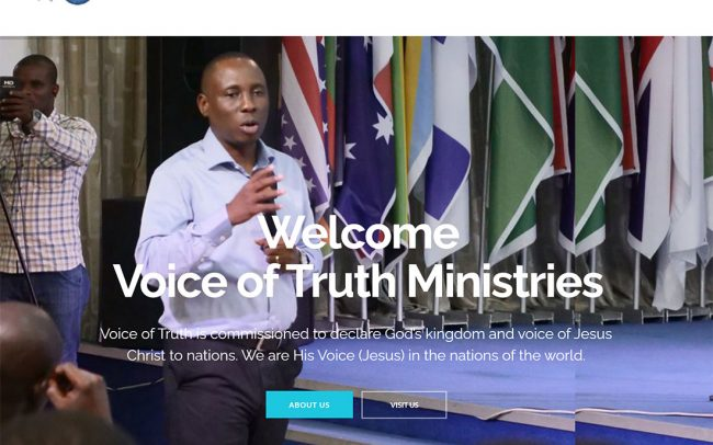 Voice of Truth Ministries - XclusiveA Networks projects