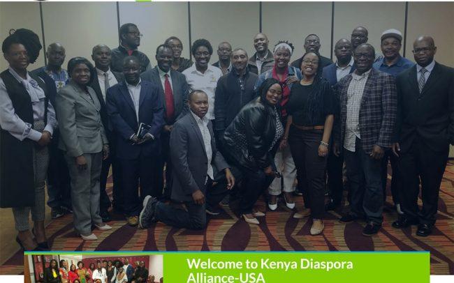 Kenya Diaspora Usa - XclusiveA Networks projects